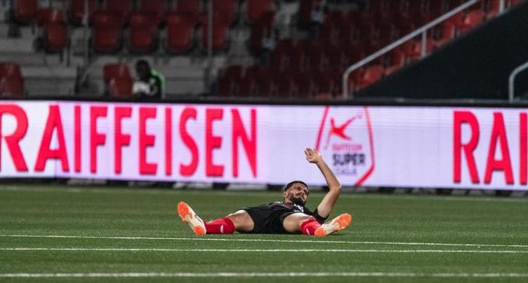 Kemal Ademi au FC Bâle