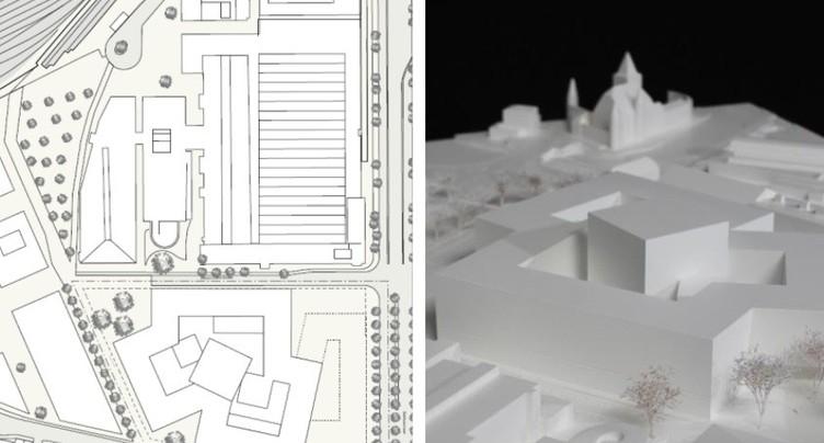 Planification approuvée pour « l'Aire Feldschlössli » de Bienne