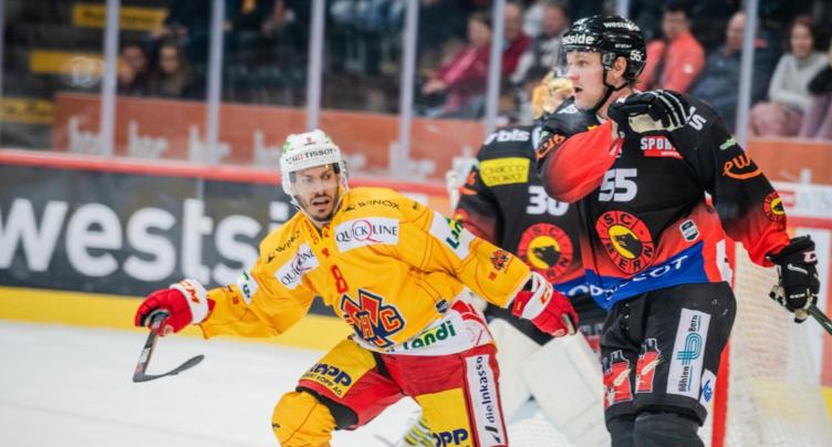 Fabian Lüthi reste au HC Bienne