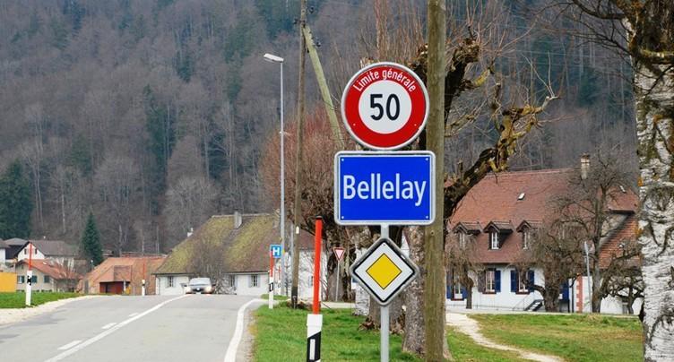 Route fermée à Bellelay cet été