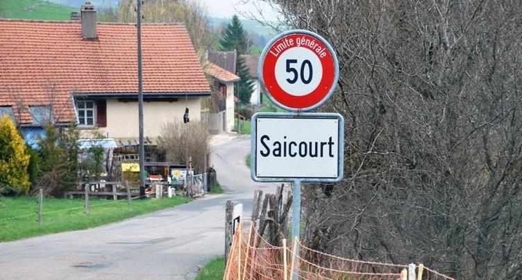 Nouvel élu à Saicourt