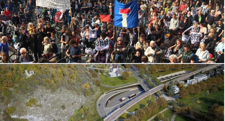 Axe ouest à Bienne : vers un large consensus