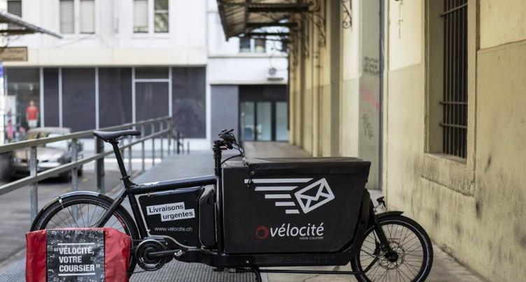 Une CCT bien accueillie par les coursiers à vélo neuchâtelois