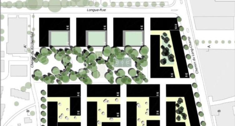 Approbation du plan de quartier « Rue Jakob sud »