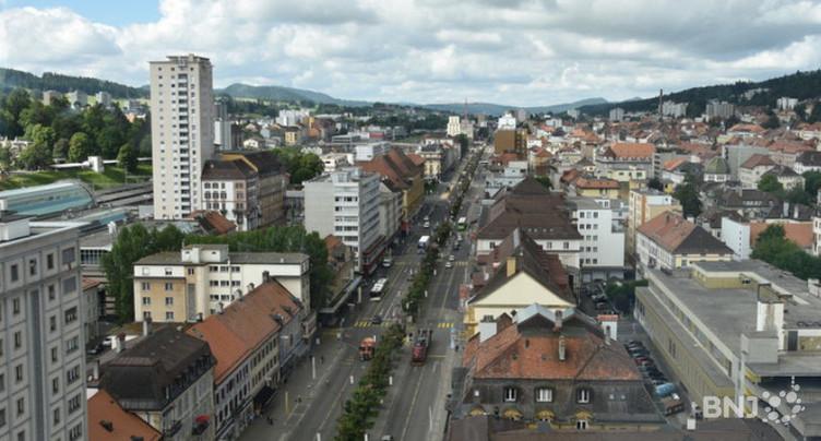 La Chaux-de-Fonds: Budget accepté et revendications vers le Château