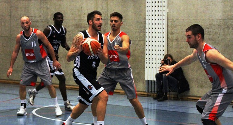 Val-de-Ruz Basket se rapproche du final four