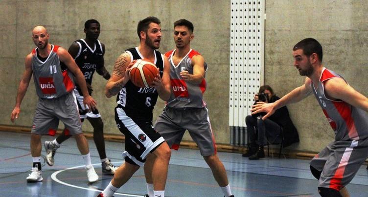 Un club de l'élite pour Val-de-Ruz Basket