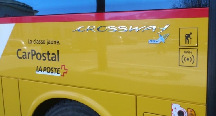 Berne récupère 9,77 millions de CarPostal