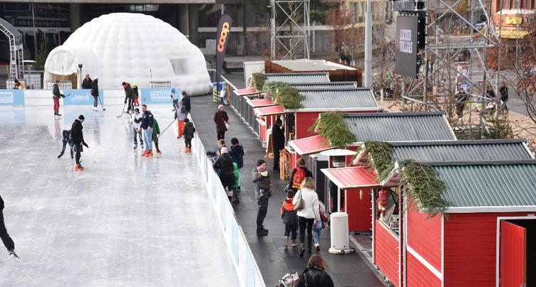 L'Eisplanade se termine sur un succès malgré les tribulations de la météo