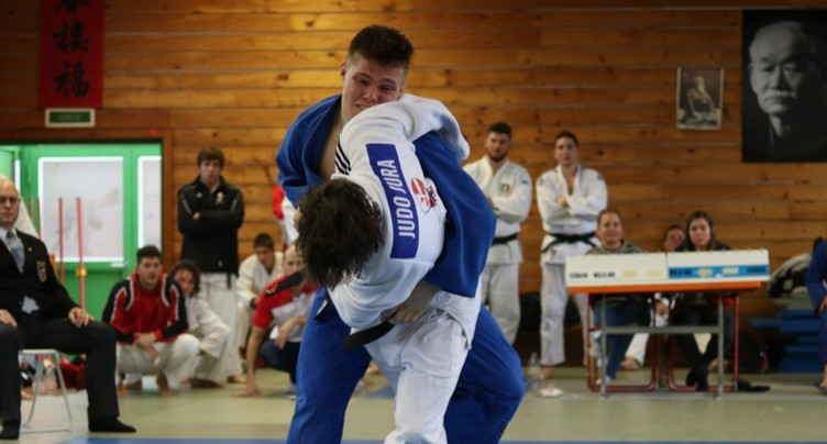 Judo Jura perd sa place en LNA