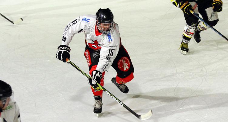 Star Chaux-de-Fonds en demi, revers pour le HC Le Locle