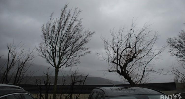 La tempête Hendrik souffle sur l'Arc jurassien