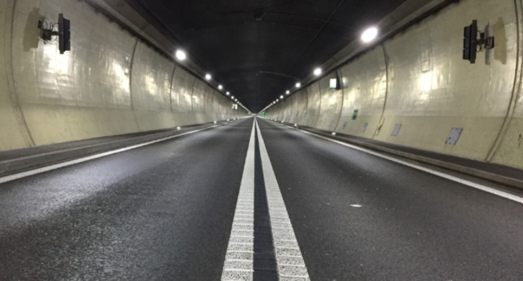 Tunnels brièvement fermés sur l'A16