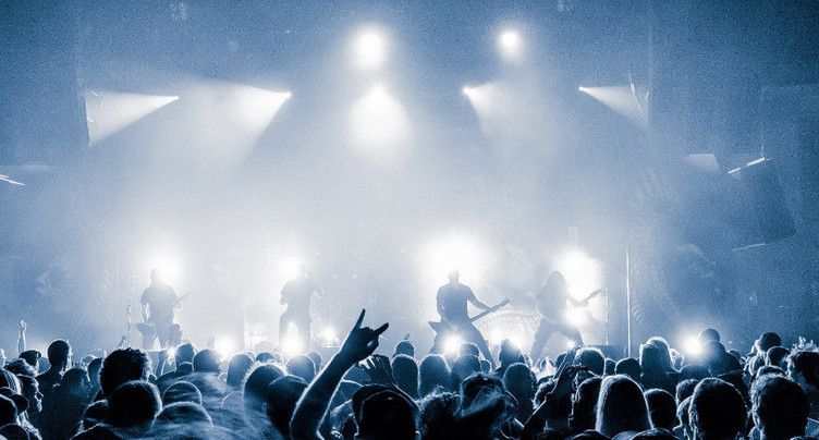 Meshuggah cadeau de Noël du Rock altitude festival