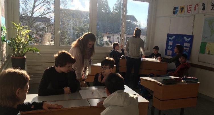 L'offre scolaire bilingue s'étoffe à Bienne