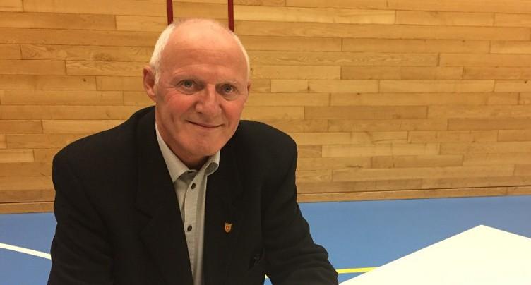 Gérald Steiner est le nouveau premier citoyen de Haute-Sorne