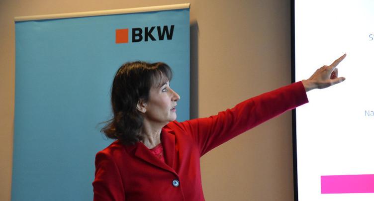 Mühleberg : Suzanne Thoma montre la voie à suivre