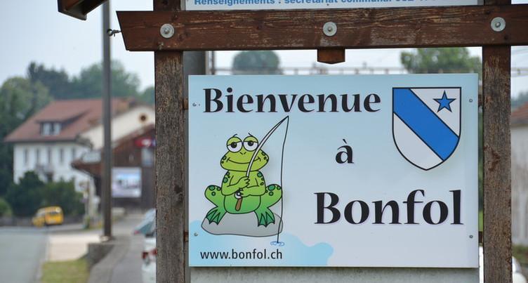 Les chemins pollués de Bonfol ne seront pas assainis