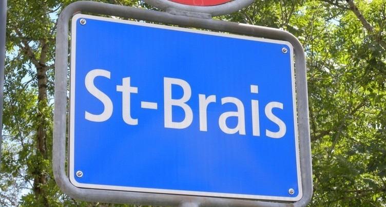 Démolition du stand de tir à St-Brais