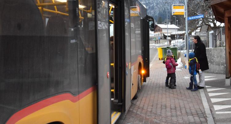 Le Fuet : les élèves en danger sur le chemin de l'école