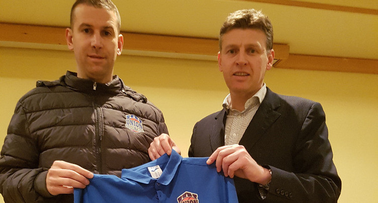 Union tient son nouvel entraîneur