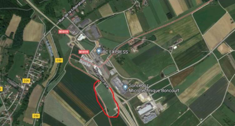 Vers une aire de ravitaillement sur l'A16 à Boncourt ?