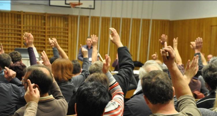 Des budgets rouges et noirs passent la rampe dans plusieurs communes du Jura