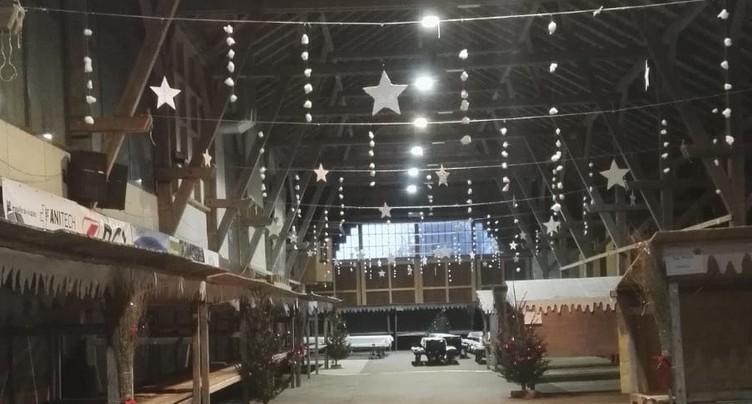 Ultime marché de Noël à Saignelégier ?