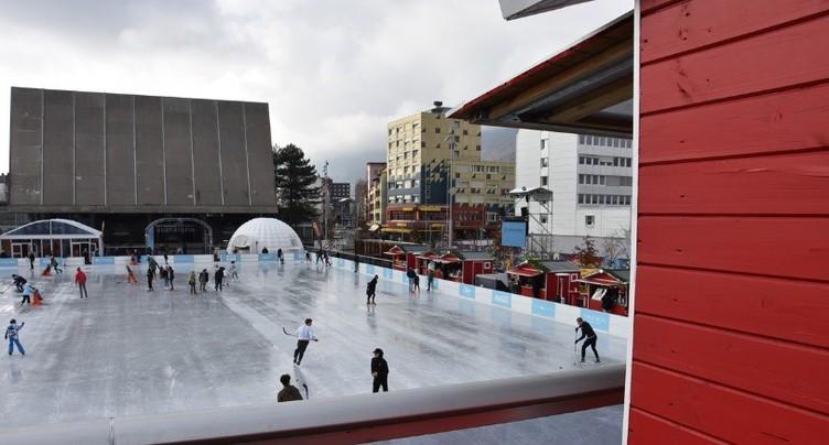 Le patinage comme moyen d'intégration à Bienne