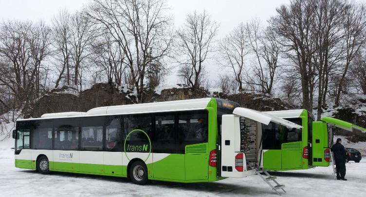 Le Snowbus démarre sa 14ème saison