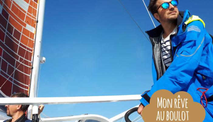 Mon rêve au boulot: naviguer avec Roura