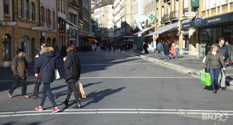 La voie sera libre les samedis au centre-ville