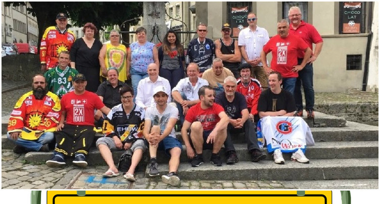 L'association suisse des Fan's club de hockey sur glace