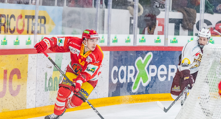 Succès net pour le HC Bienne