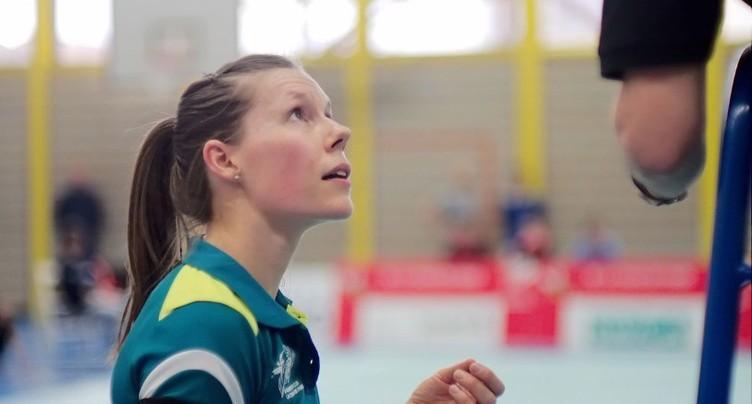 Sabrina Jaquet est championne de Suisse pour la 7e fois