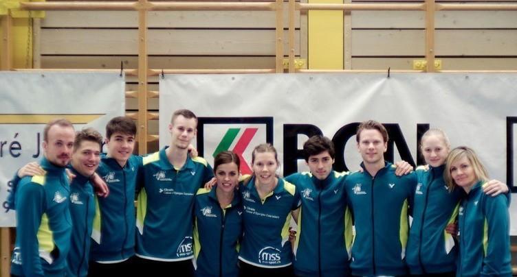 Badminton : La Chaux-de-Fonds gagne encore