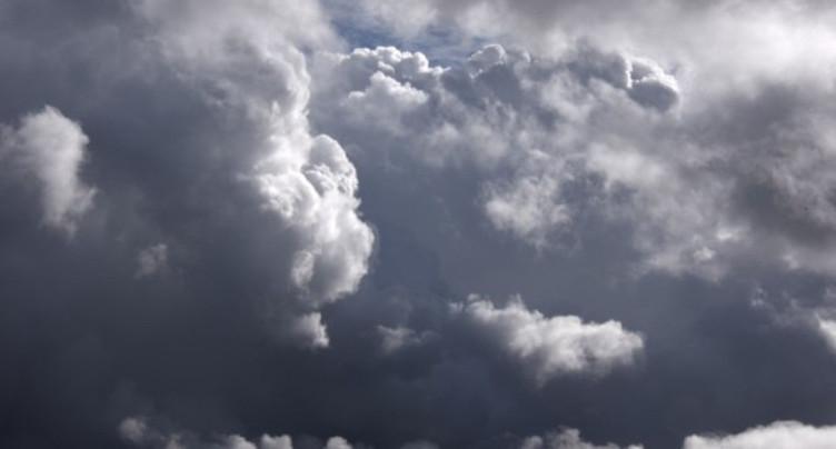 Alerte orageuse sur la région