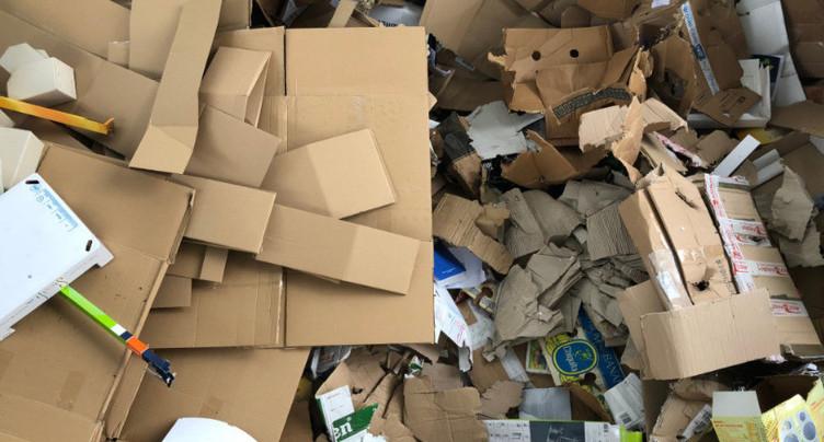 La Neuveville : réouverture partielle de la déchetterie