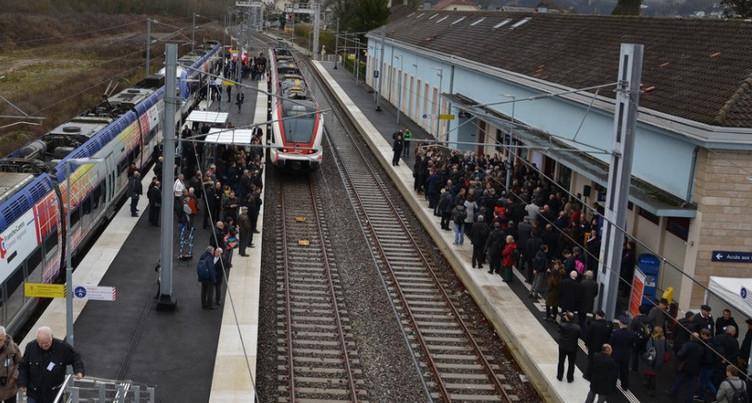 Fréquentation de la ligne Bienne-Belfort : le Jura est « sensible » et aussi « inquiet »