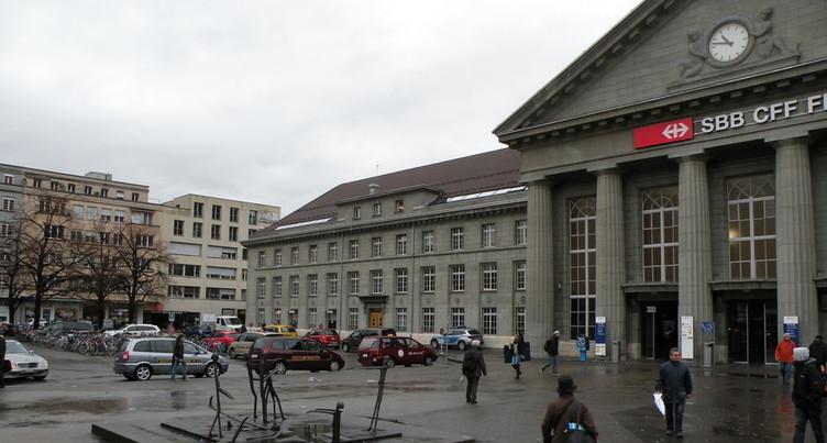 Trafic routier devant la gare : les PME biennoises soulagées