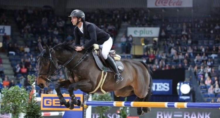 Steve Guerdat victorieux à St-Tropez