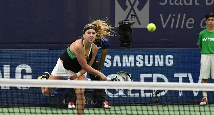Départ en fanfare pour le tennis suisse