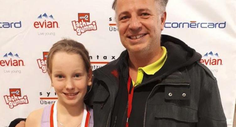 Jéhanne Erard sacrée championne de Suisse de tennis