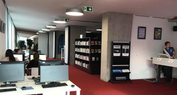 « Carré bleu » : le nouvel espace de travail du CPLN