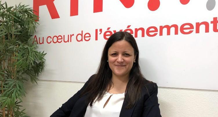 Fanny Noghero, une Neuchâteloise au PLR suisse