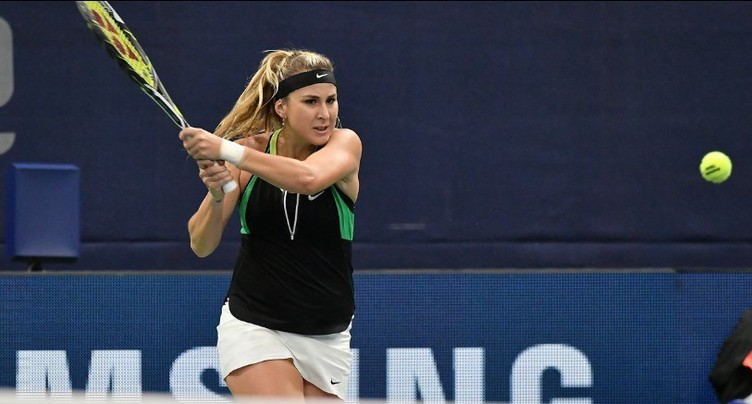 Belinda Bencic poursuit sa route à Melbourne