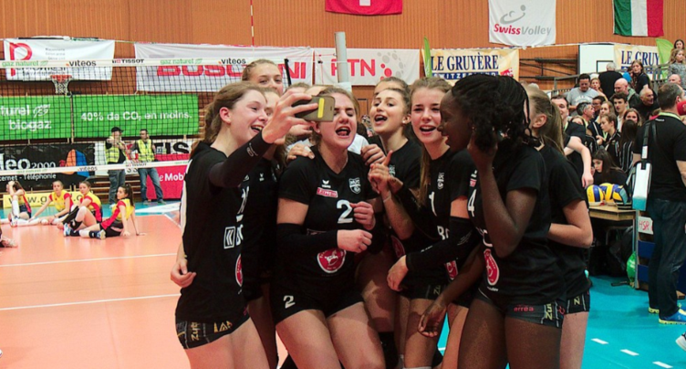 Le Swiss Volley Final Four reste à Neuchâtel