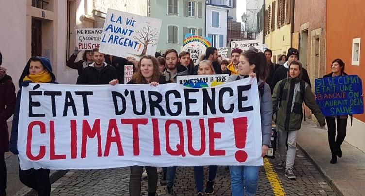 Pas de congé spécial pour les jeunes pour la Grève du climat