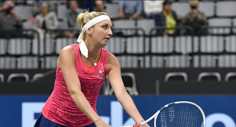 Timea Bacsinszky tombe contre plus forte