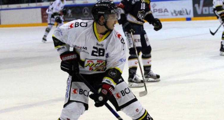 Sandro Forrer va rebondir à Rapperswil
